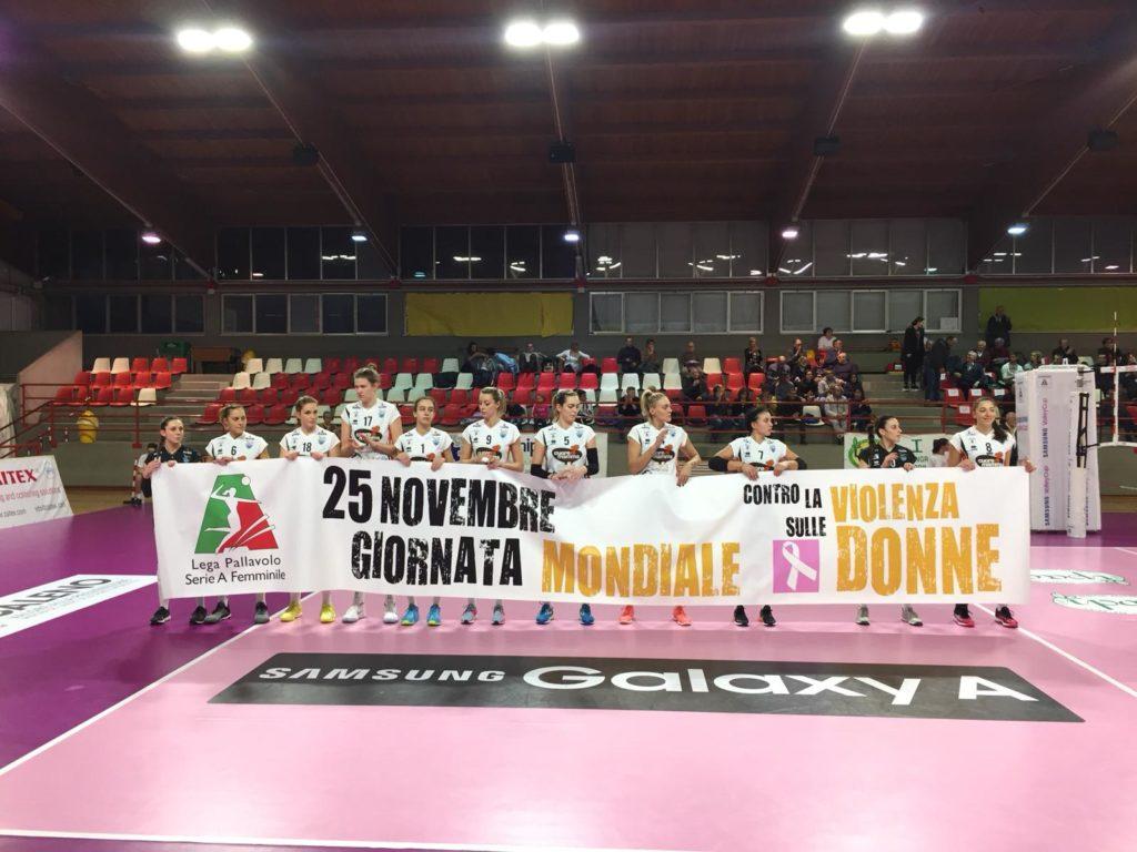SERIE A2: Union Volley Montecchio Cuore di Mamma 3-0