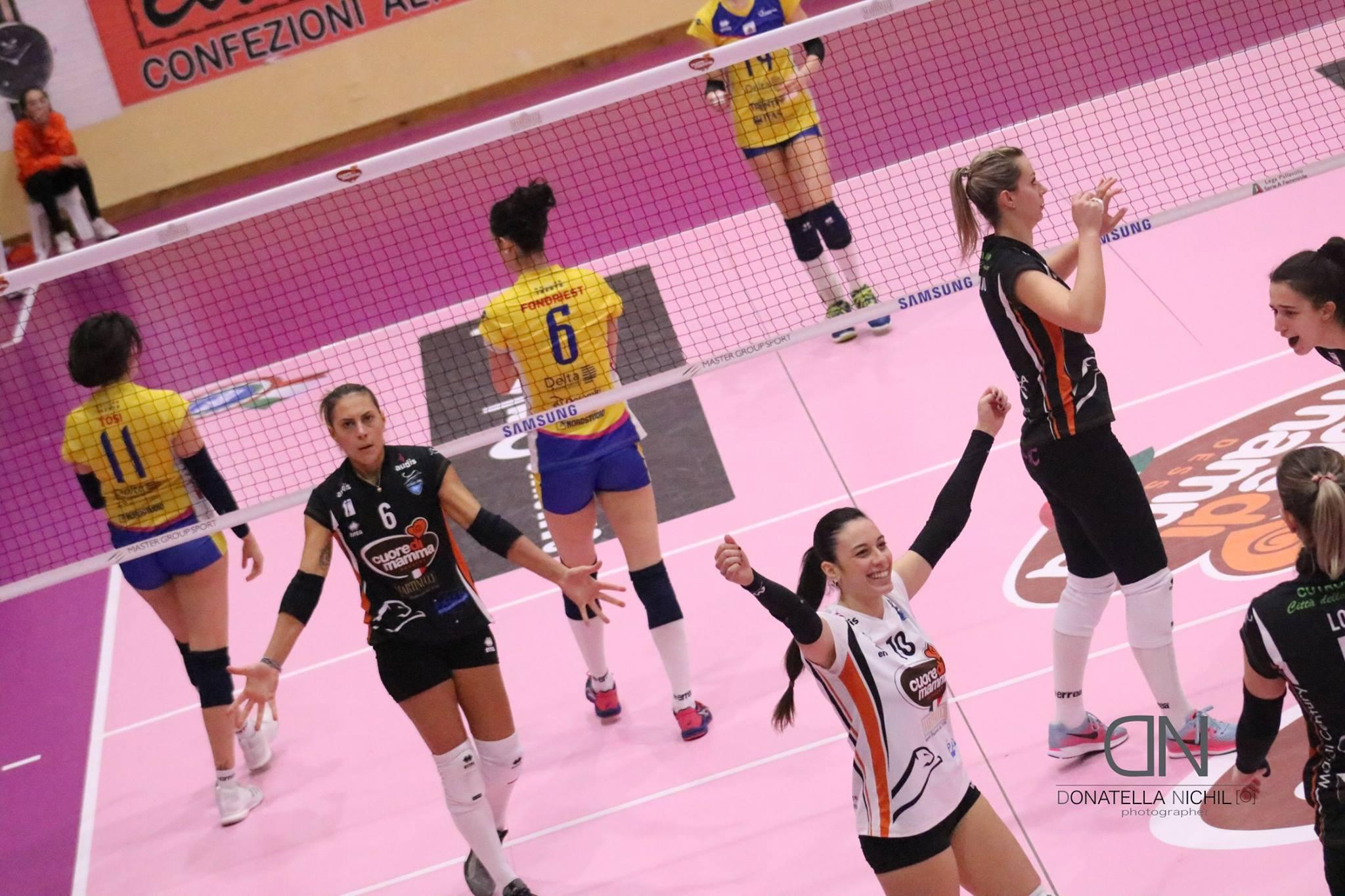 Serie A2 – Sigel Marsala Vs CUORE DI MAMMA Cutrofiano: Un Derby per migliorarsi!