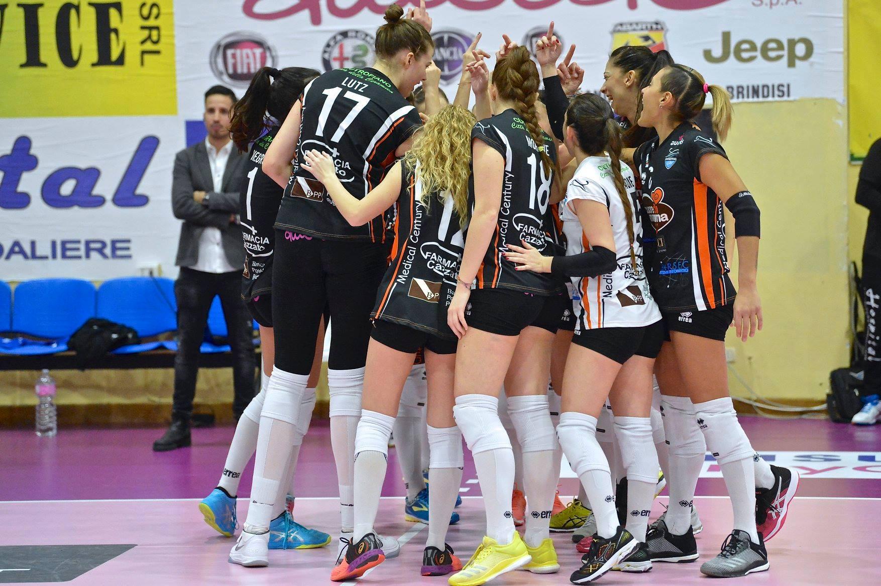 Serie A2: A Ravenna un ottimo rodaggio nonostante la sconfitta per 3a1 !