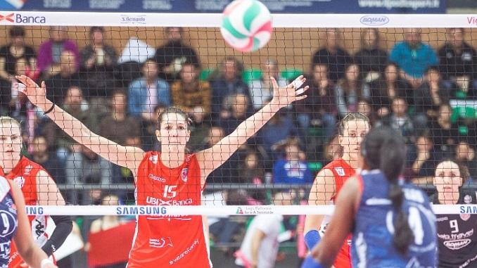 Serie A2: Mercato, colpo al centro per il Cuore di Mamma Cutrofiano! Arriva Floriana Bertone!