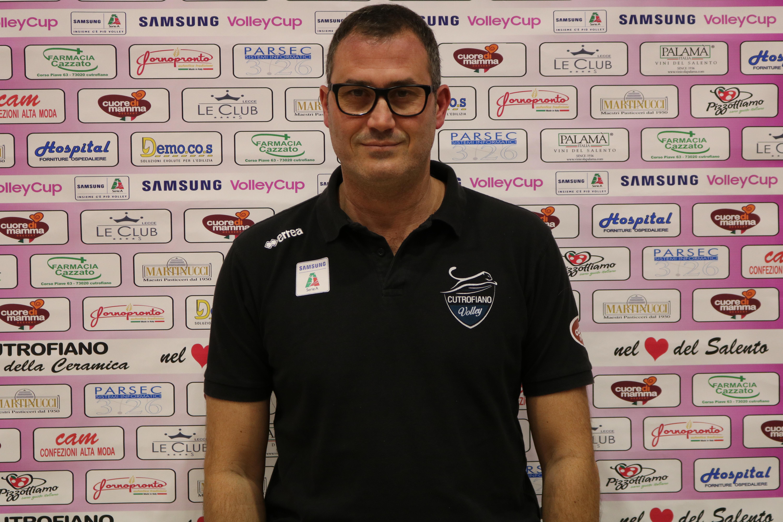 Coach: Antonio Carratù