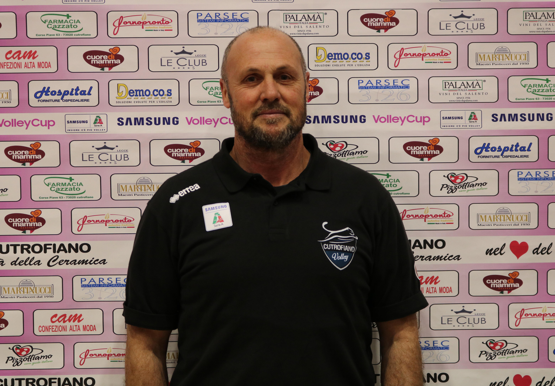 Coach assistant: Luigi Polimeno