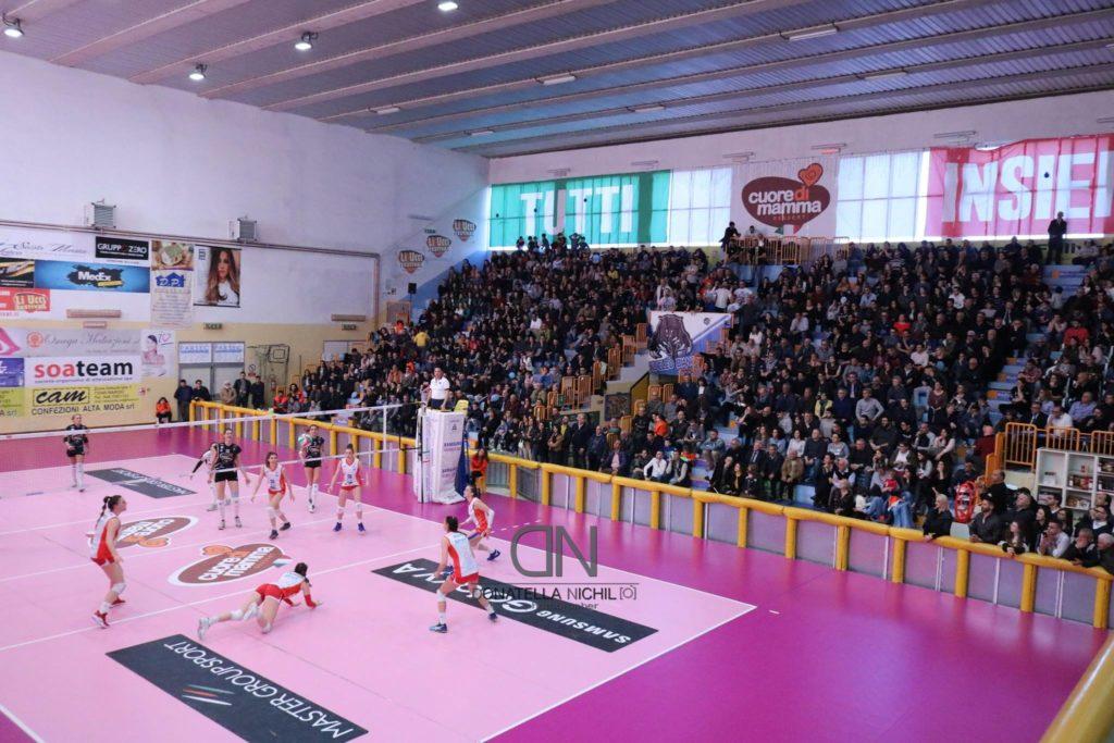Serie A2: Il Direttore Sportivo del CUORE DI MAMMA delinea il futuro!