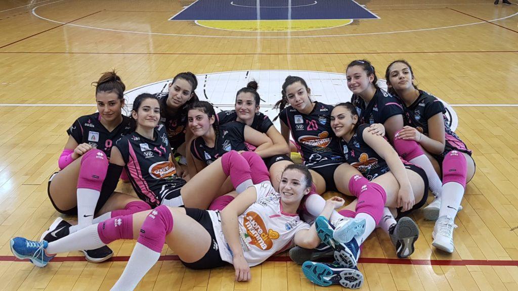 FINAL FOUR Regionale Under 16 Femminile: Il Cuore di Mamma trionfa e stacca il pass per le Finali Nazionali Crai Under16F a Rieti ed Amatrice!