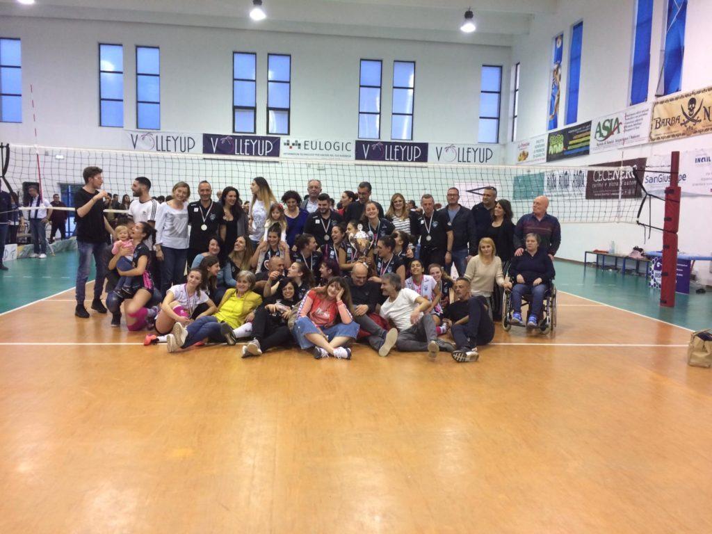 Settore Giovanile: Il futuro del Volley Pugliese ha i colori del Cuore di Mamma!